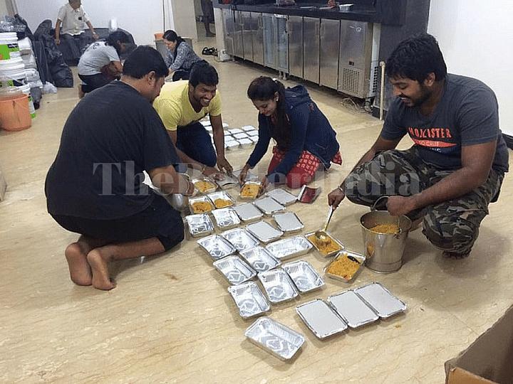 Food Bank Chennai