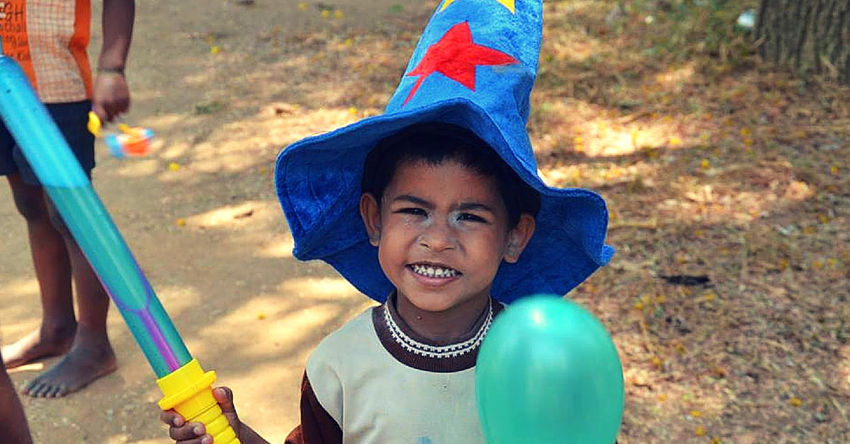These Unsung Clowns in Chennai Bring Laugher and Love to the Hopeless and Needy