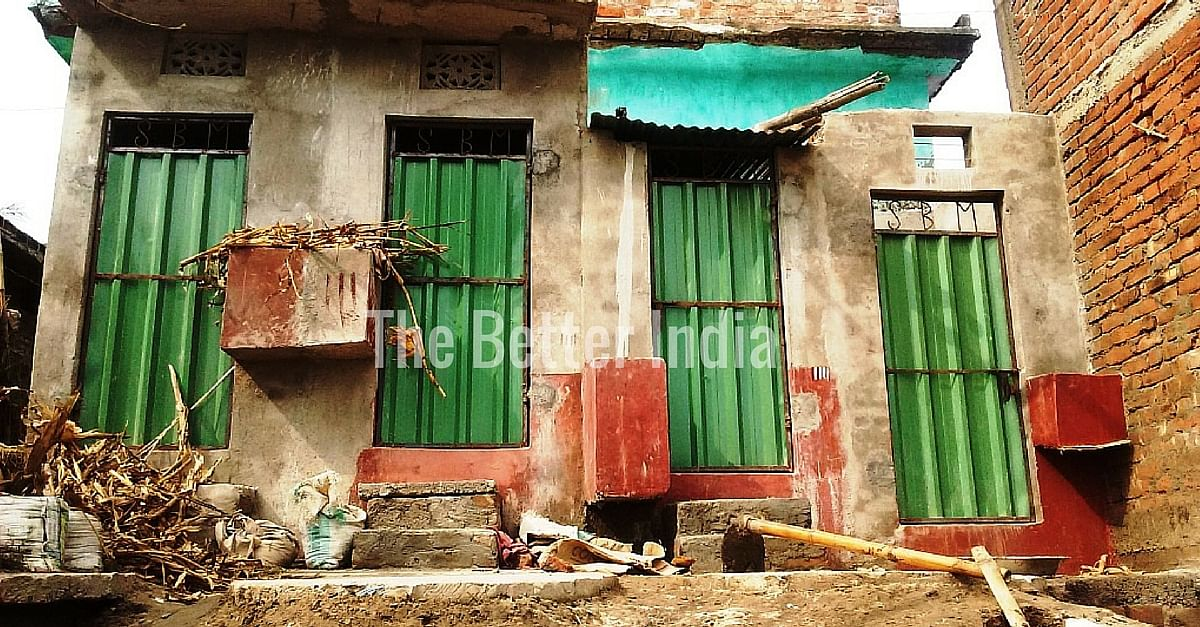Every house has toilets in Rampur Panchayat