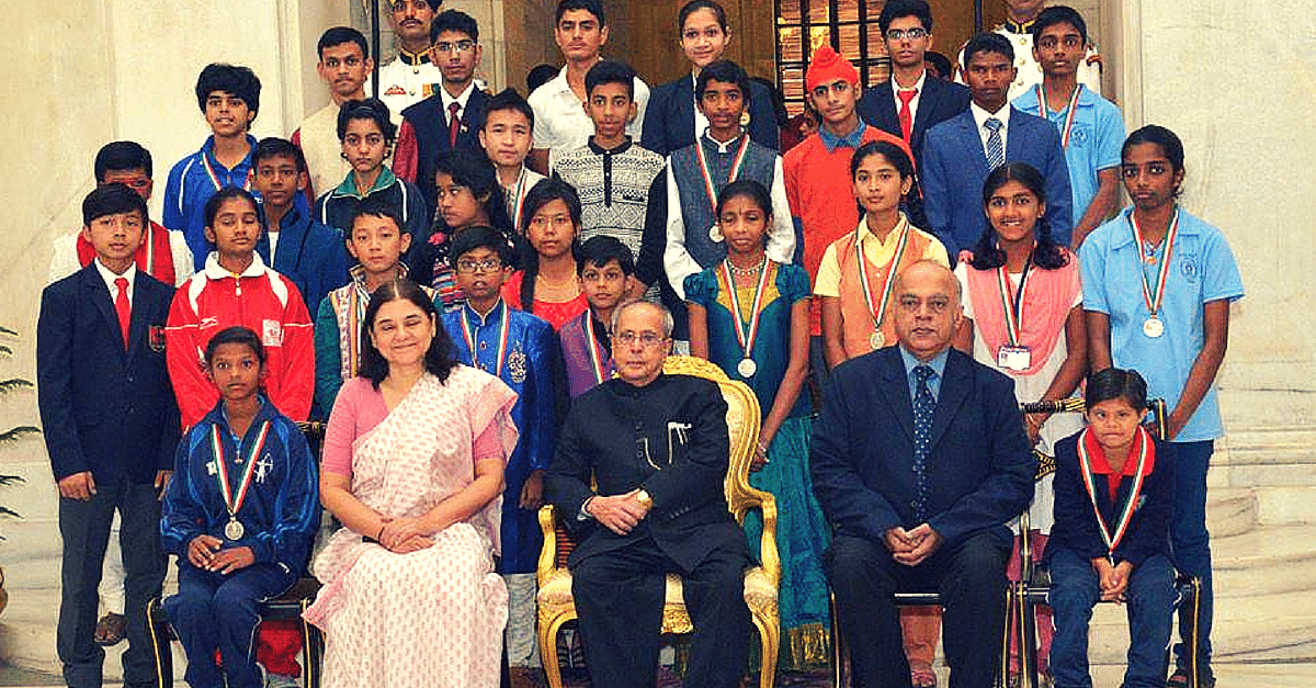 What These 30 Kids Did to Deserve the National Child Award Will Leave You Speechless!