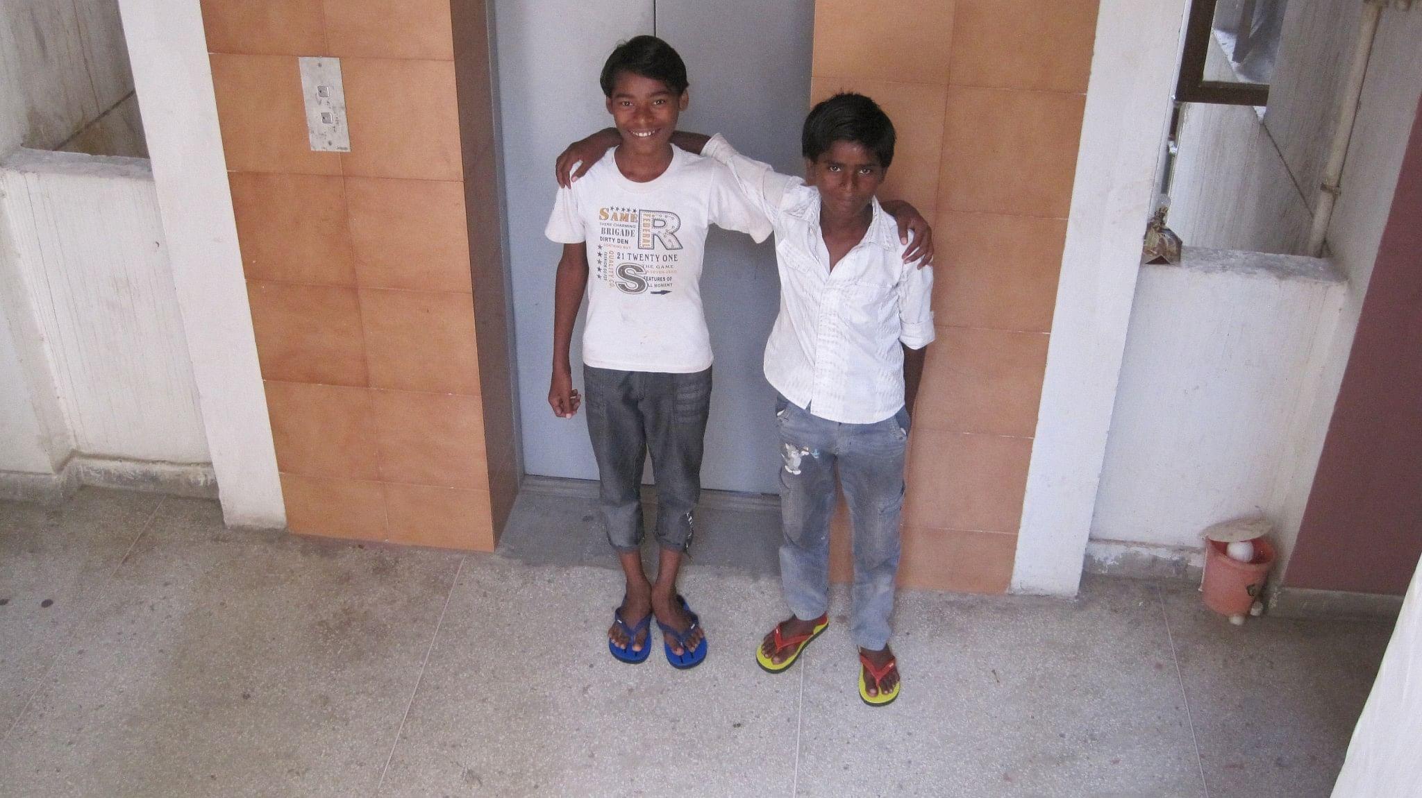 Ranjeet and Sanjeet