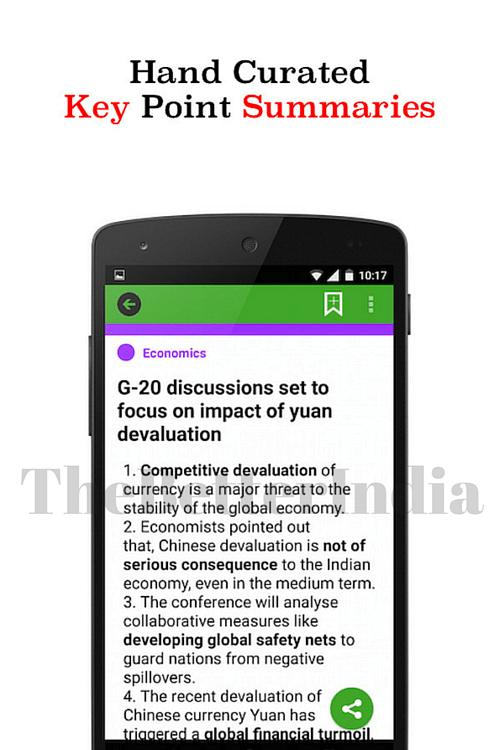 Civilsdaily news app