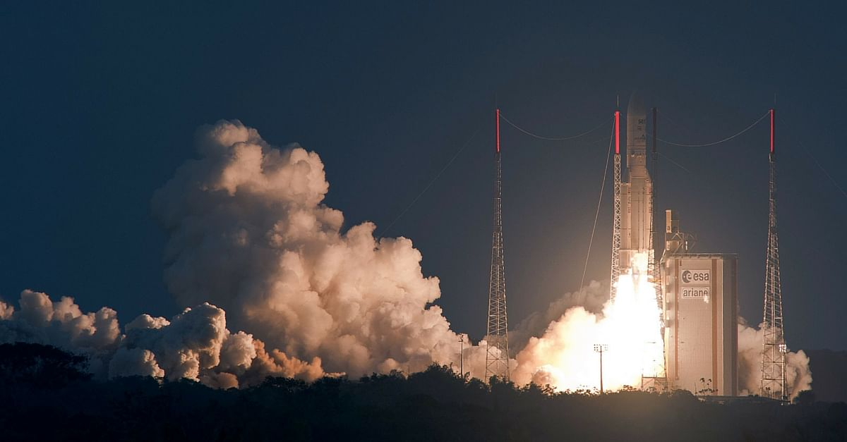 ISRO Celebrated Diwali with Its Own Rocket – Indigenously Made Communications Satellite GSAT-15