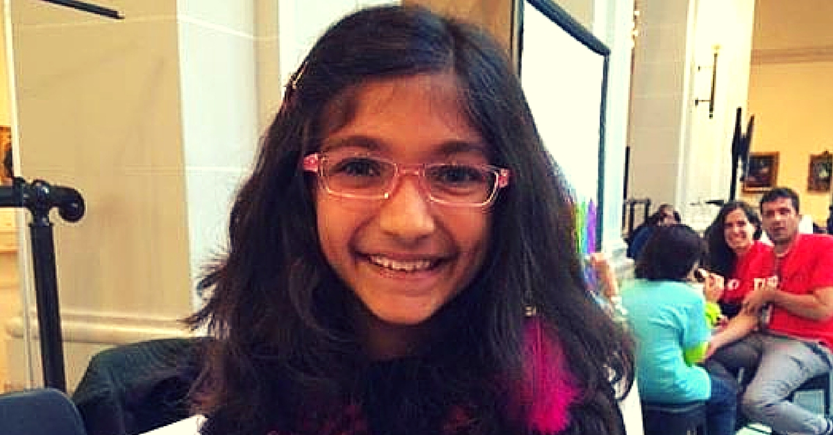 10-Year-Old Pune Girl Ishita Katyal Becomes Youngest Indian to Speak at TED New York