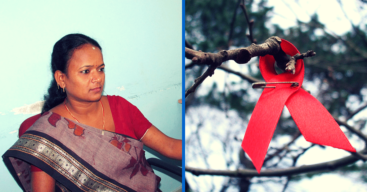 Prabhasini Pradhan Tested HIV Positive & Hit Rock Bottom. Until She Decided to Fight Back.
