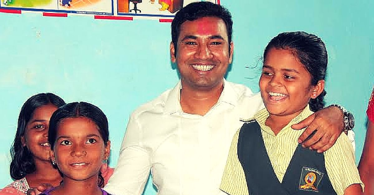 How a Farmer's Son is Helping Over 170 Children in Rural Maharashtra Pursue Their Education