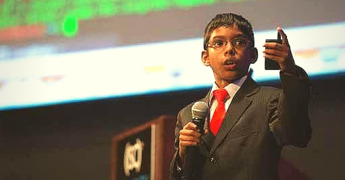Here Comes Another Child Prodigy. A 9-Year-Old CEO and Cyber Security Expert No Less!