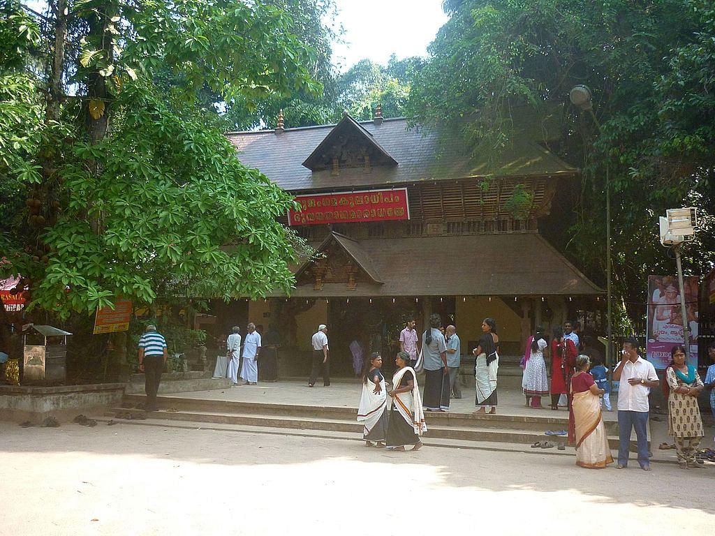 serpent temple