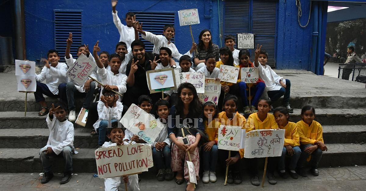 Radhika Mittal runs an NGO, Super School India.