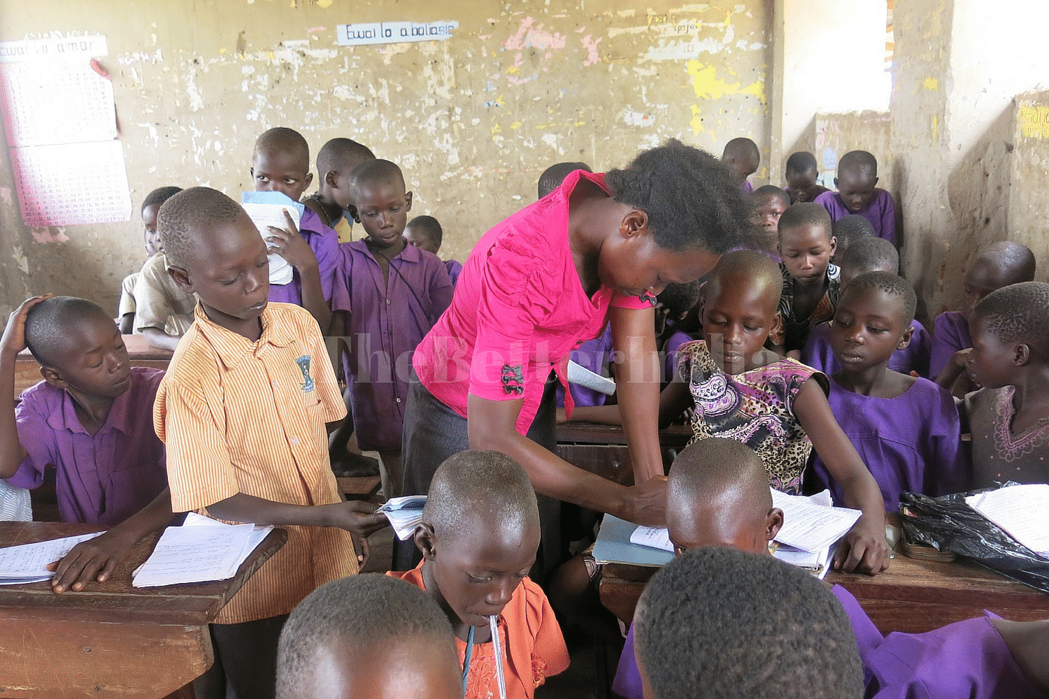 STIR Education operations in Uganda