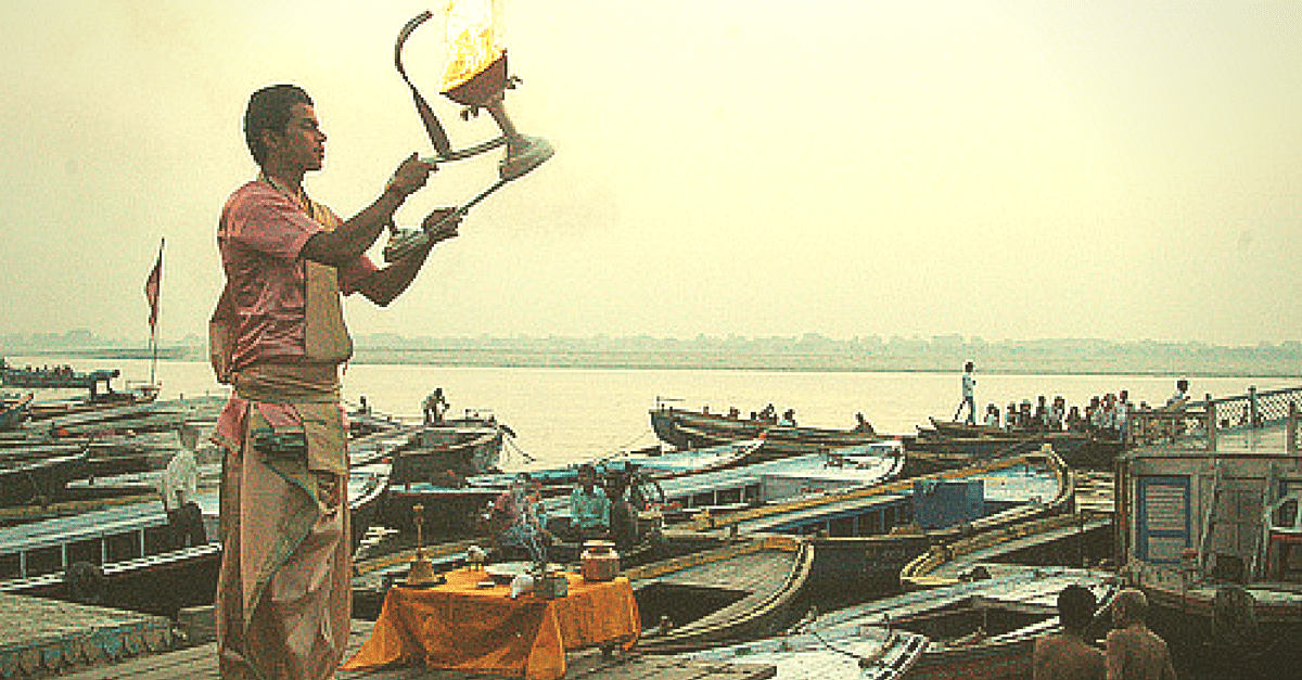 MY STORY: In Varanasi, 3 Oar-Boys Surprised Me with Their Work for a Clean Ganga