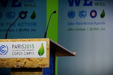 COP21 climate change india