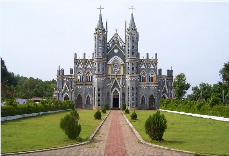 St._Lawrence_Shrine_(Karkala)
