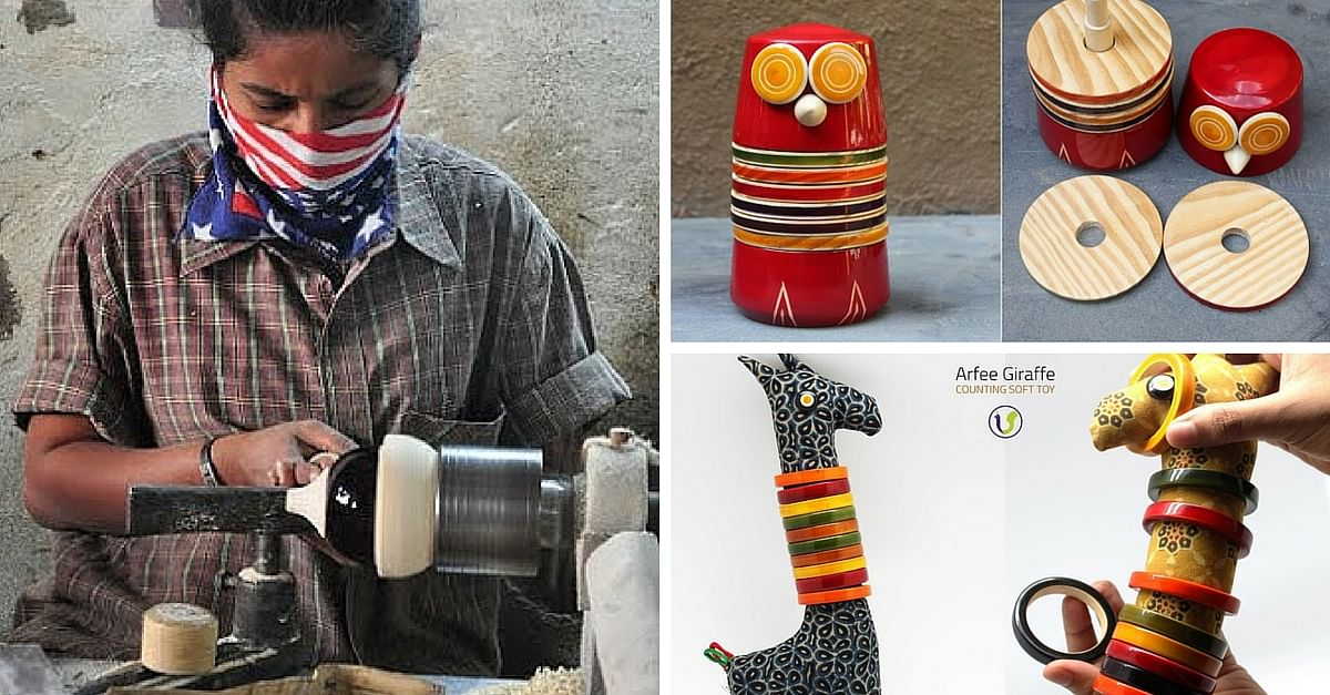 One Man Is Reviving Channapatna's Age-Old Woodcraft with an Award-Winning, Design-Based Philosophy