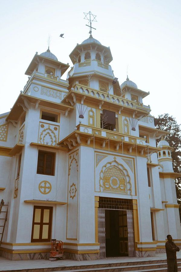 bettiah church