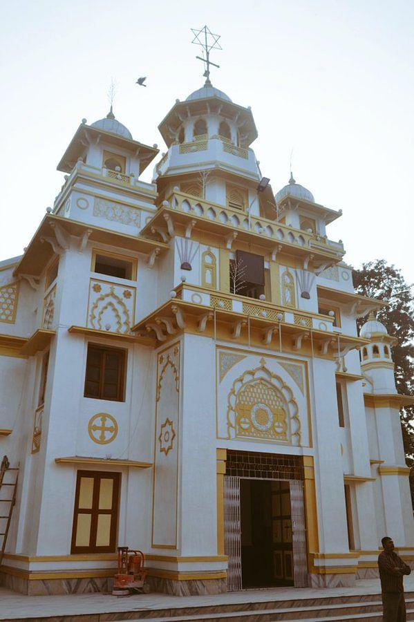 bettiah church