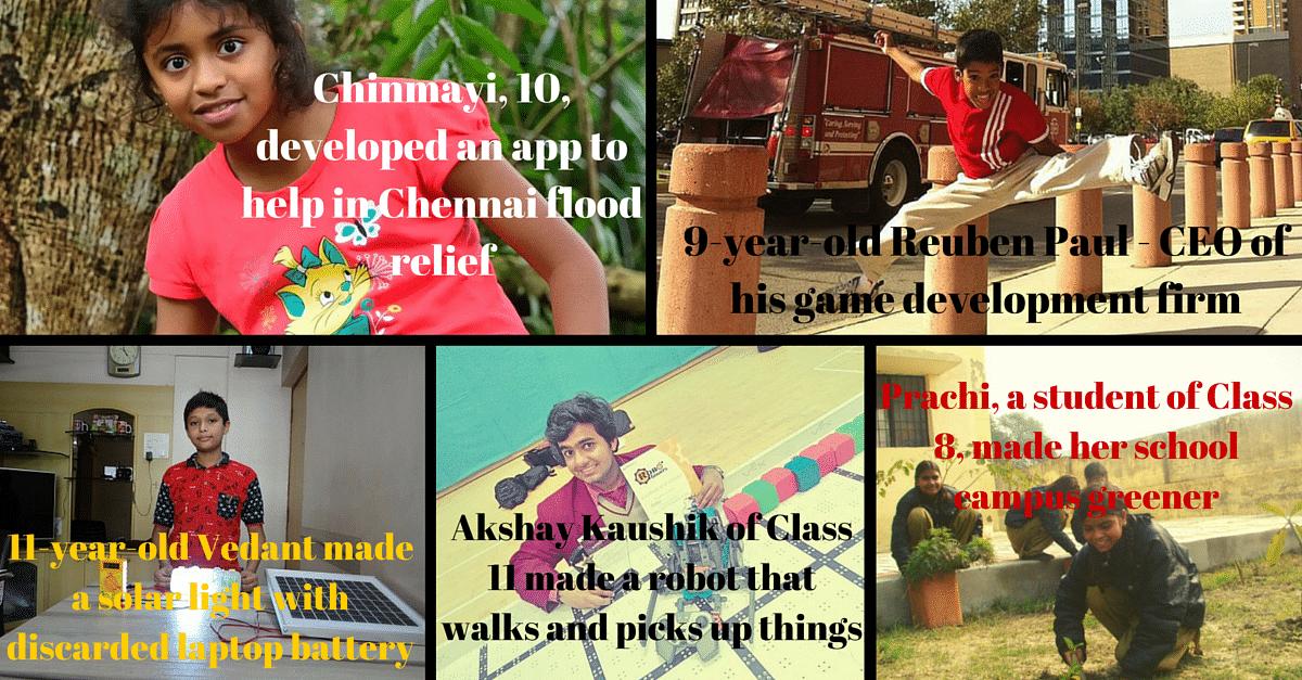 2015 positive stories