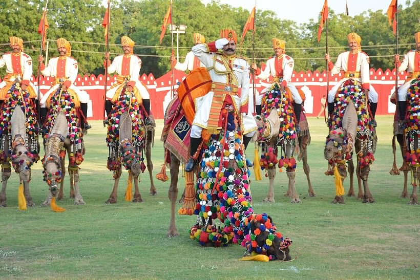 BSF camel band