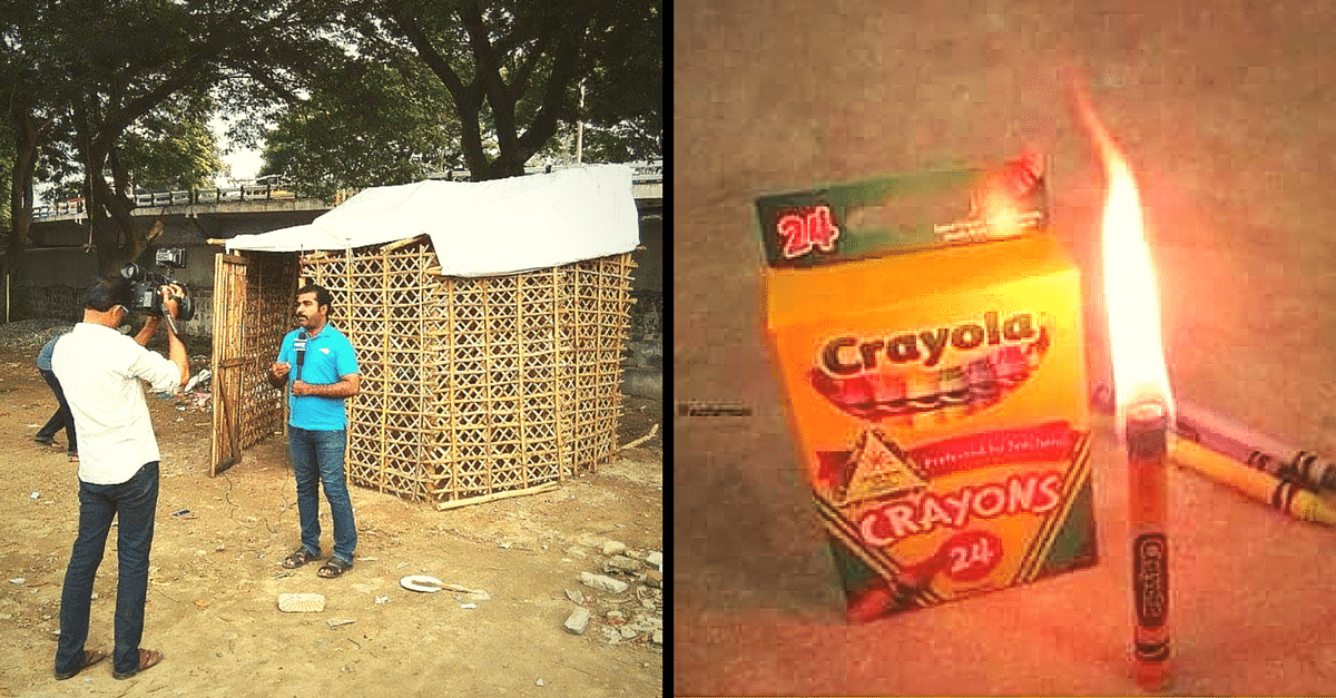 Crayon Lights, Coin Phone Chargers – 9 Incredible Jugaad Solutions That Worked in #ChennaiFloods!