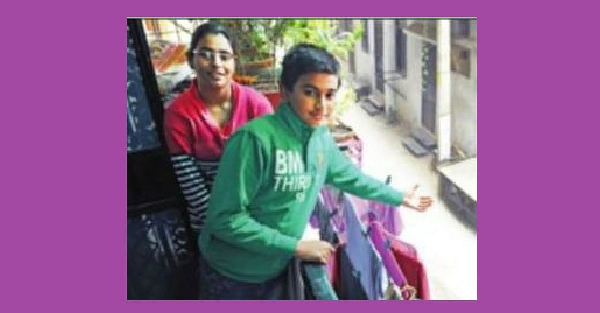 Two Super Brave Kids Caught a Burglar Who Broke into Their Home in Delhi