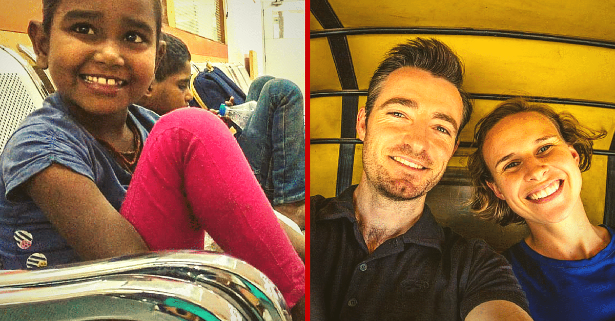 Two Australians Came to India to Find a Girl with a Pink Bracelet. This Is What Happened Next.