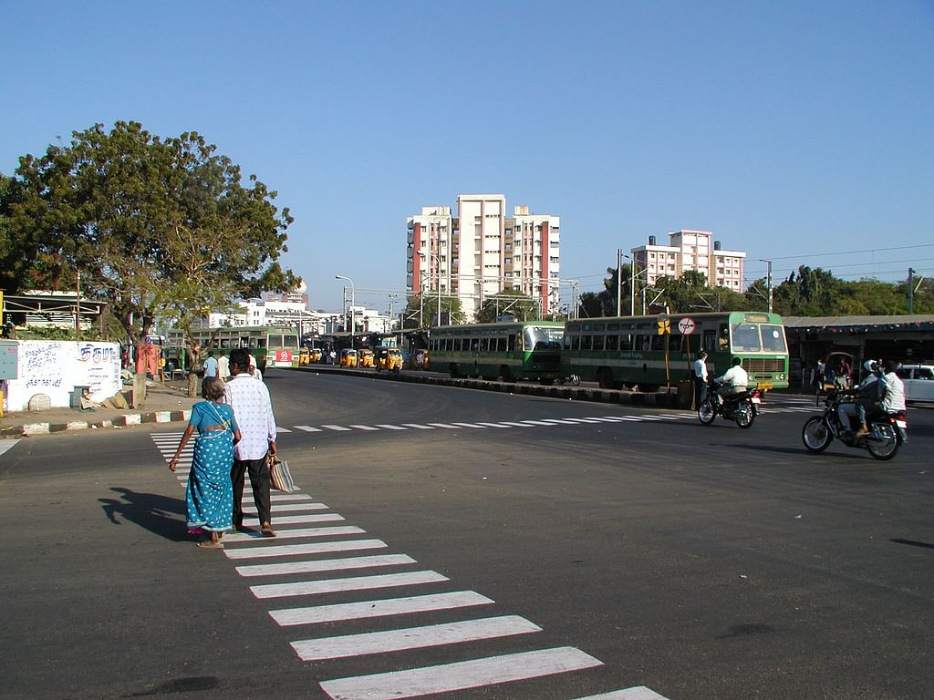 Chennai city planning