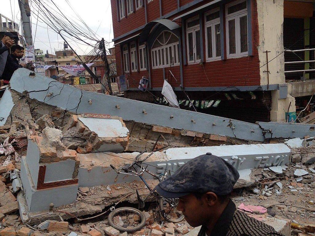 Earthquake warning