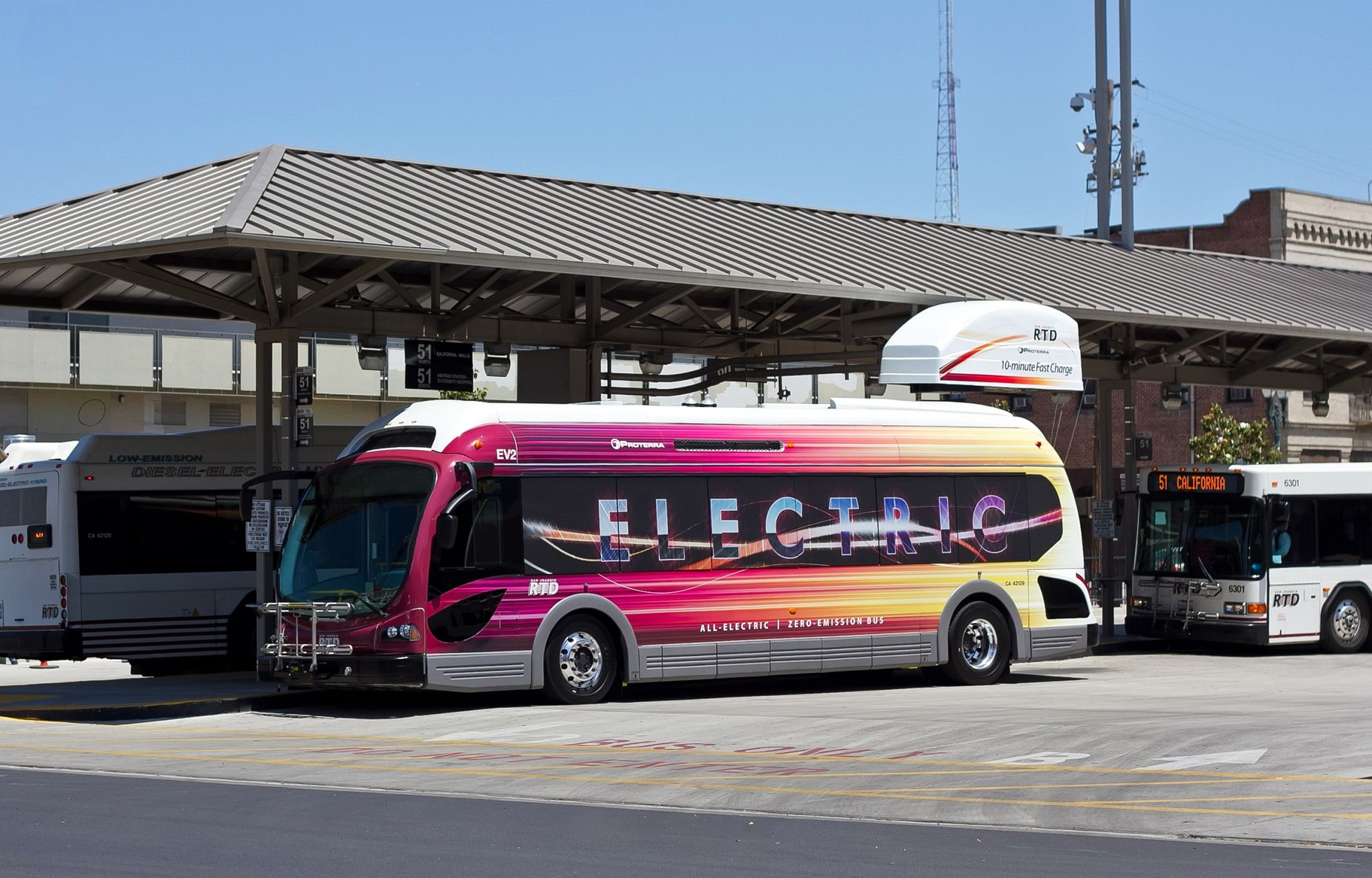 Gujarat electric buses