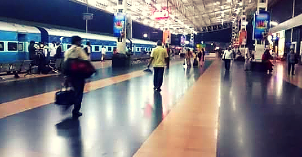 12 Photos About Indian Railways That Give Me Hope For a Swachh Bharat