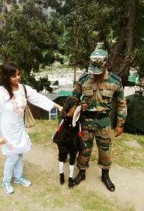 mastana goat indian army