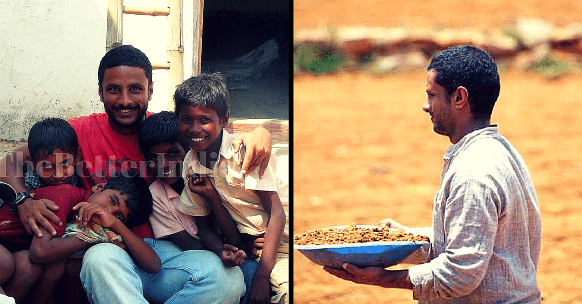 Why an Engineer with an MBA Degree Is Now Building a Model Village in Andhra Pradesh