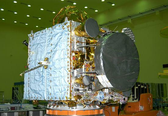 IRNSS-1A Satellite at ISRO Satellite Centre