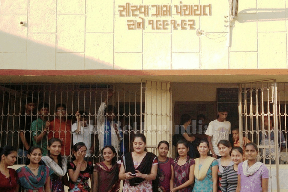 The 12-member all-women Gram Panchayat of Sisva village in Gujarat's Anand district has been efficiently chalking out and implementing a sound development agenda for their village since four years.