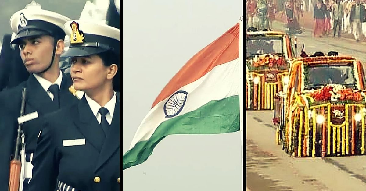 [In PICTURES] India's Cultural Diversity and Military Strength on Display at Republic Day Parade