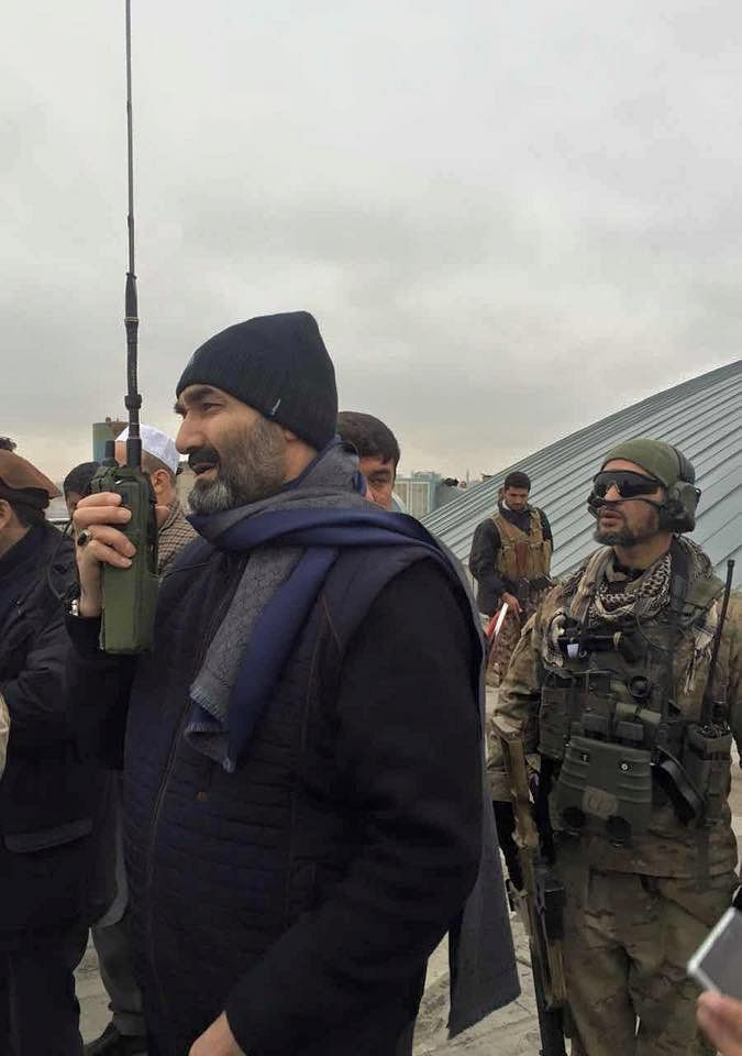 afghan governor