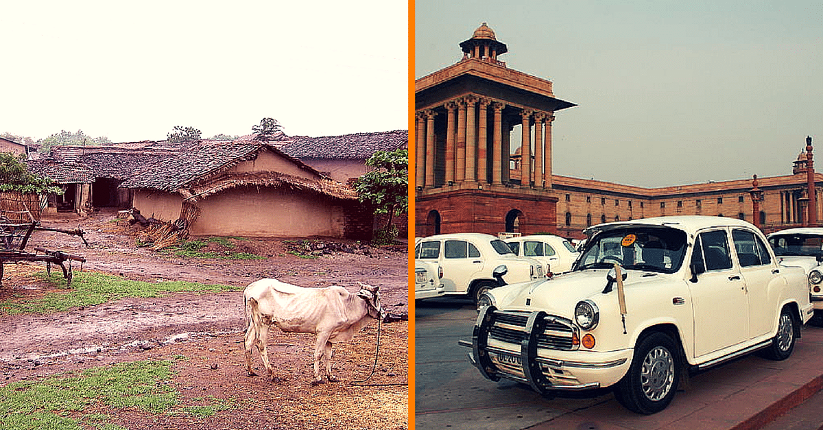 This Tiny Village in Uttar Pradesh Has 75 Households — and 47 IAS Officers!