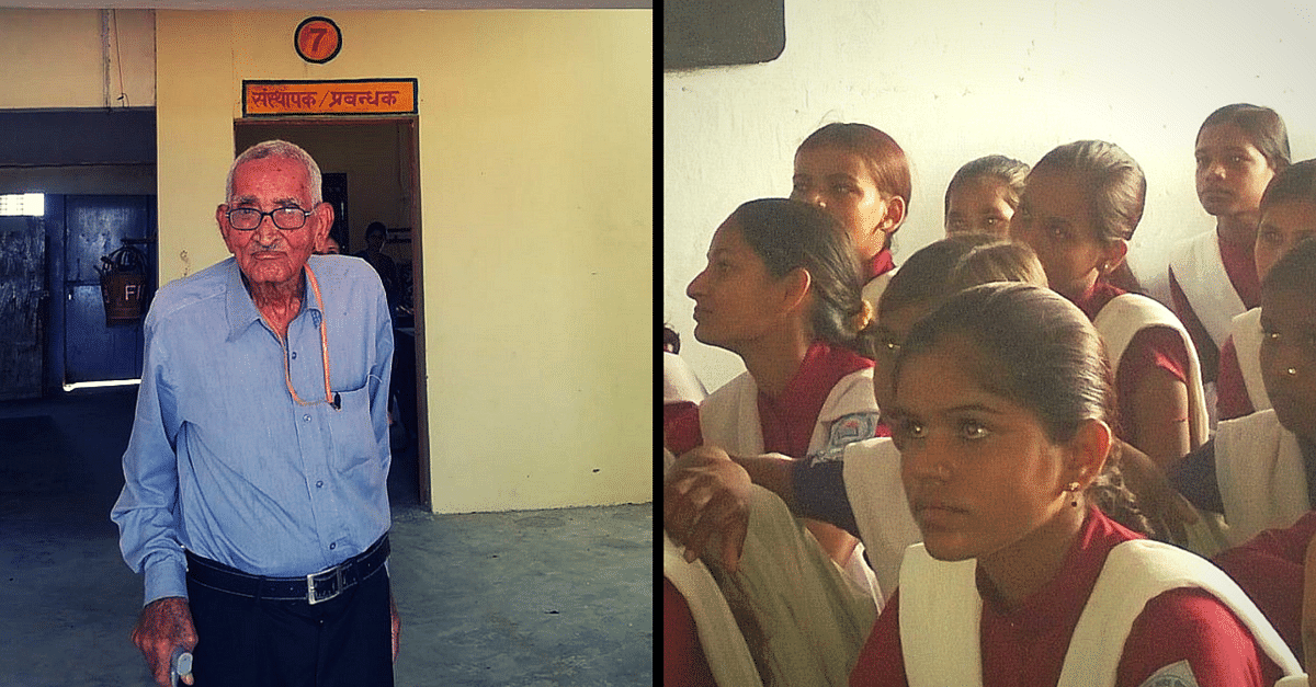 MY STORY: Why My 92-Year-Old Grandfather Left the City to Build a School in His Village
