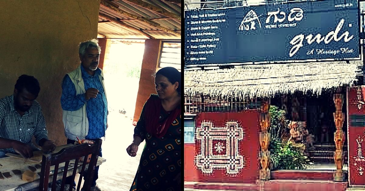 MY VIEW: We Must All Learn from Ekbal and Tajuma. The Couple Who Set up a Centre for Artisans.
