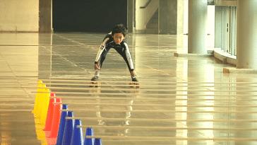 limbo skating