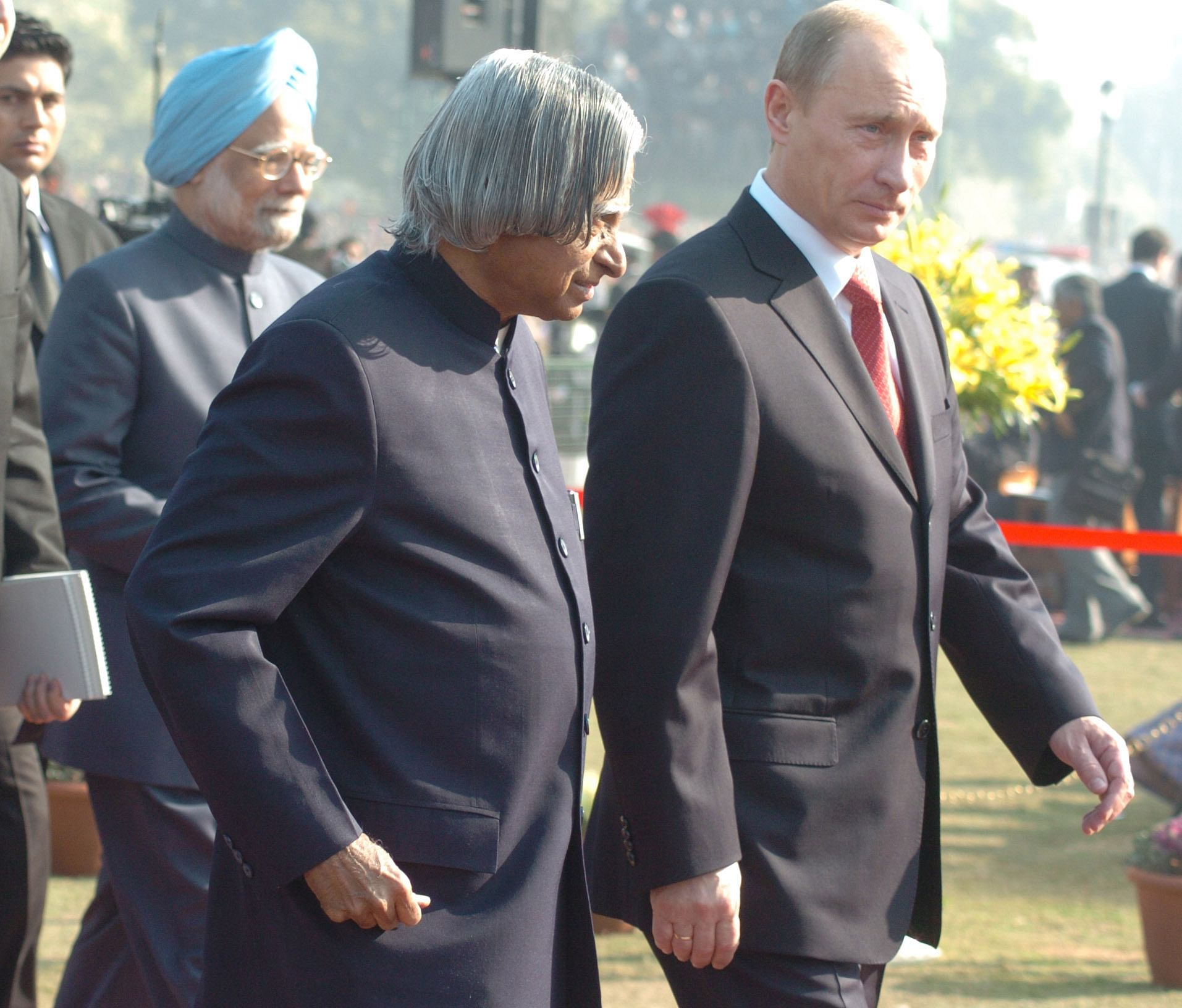 Republic day chief guest