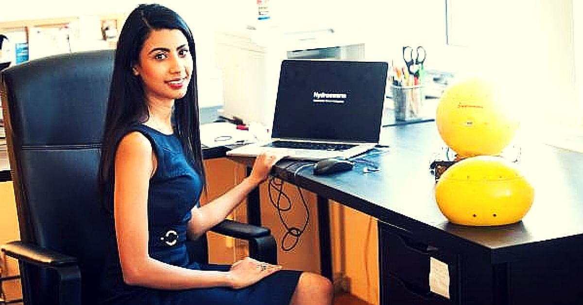 Kolkata Girl Makes It to Forbes 30 Under 30 List for Developing Pathbreaking Underwater Drones
