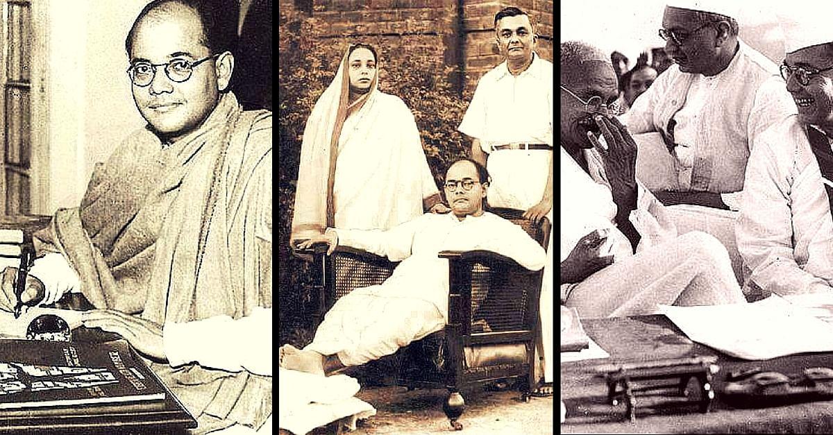 10 Rare Pictures of Netaji Subhas Chandra Bose That Everyone Must See