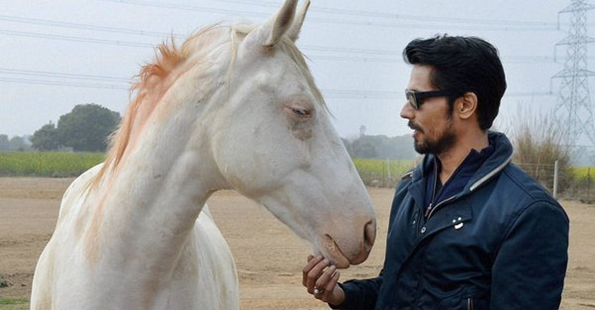 Bollywood Star Randeep Hooda Just Adopted 9 Horses That Were on the Verge of Dying