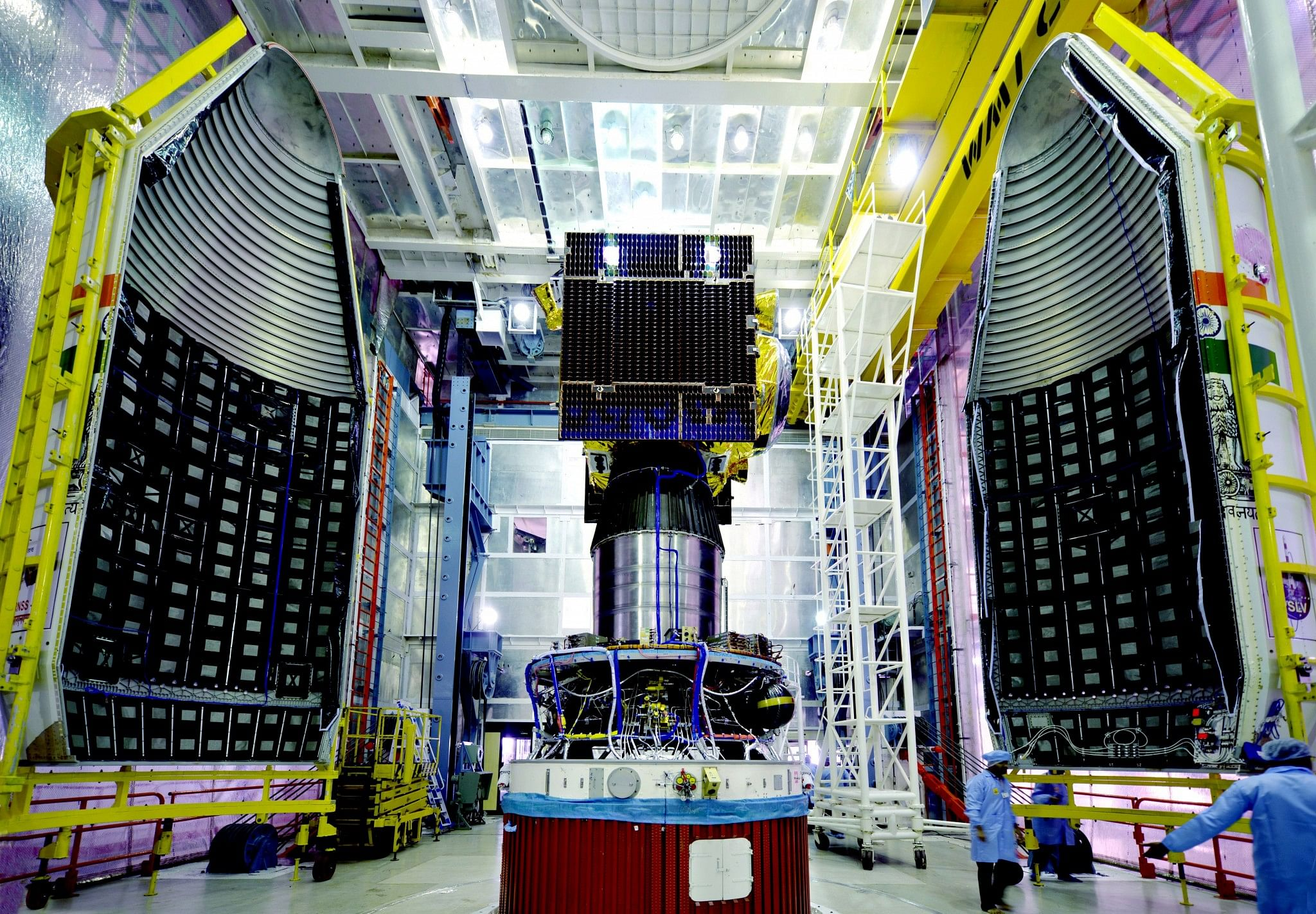 ISRO navigation satellite