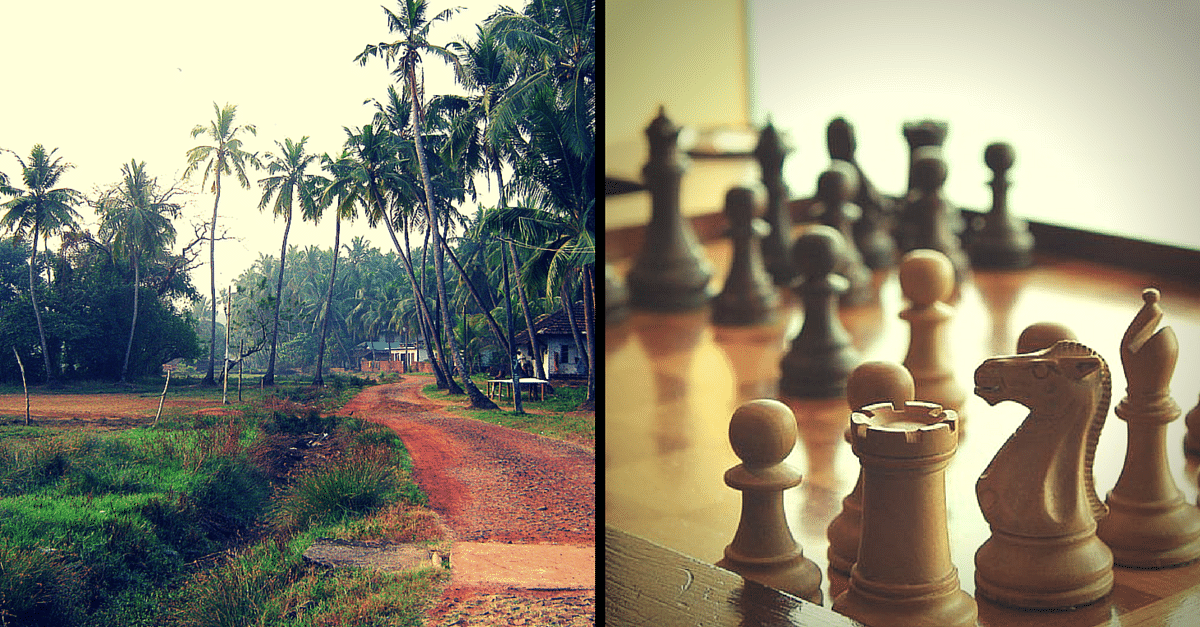 kerala village chess