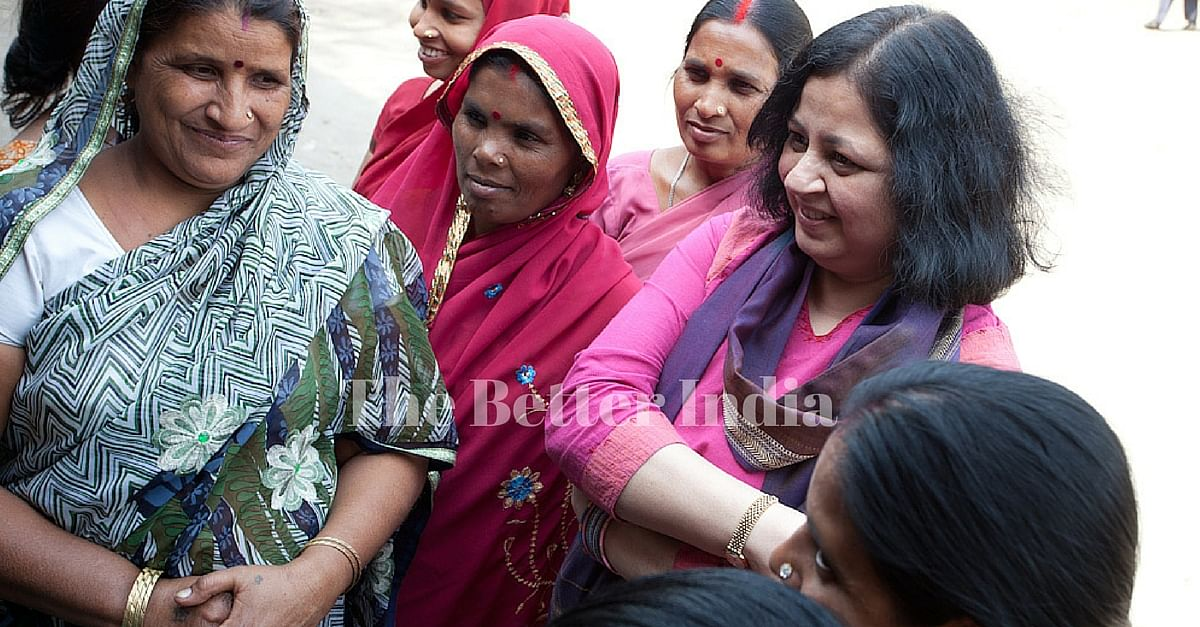 Not just healthcare, Dr. Martin is giving a holistic makeover to the Delhi slums.
