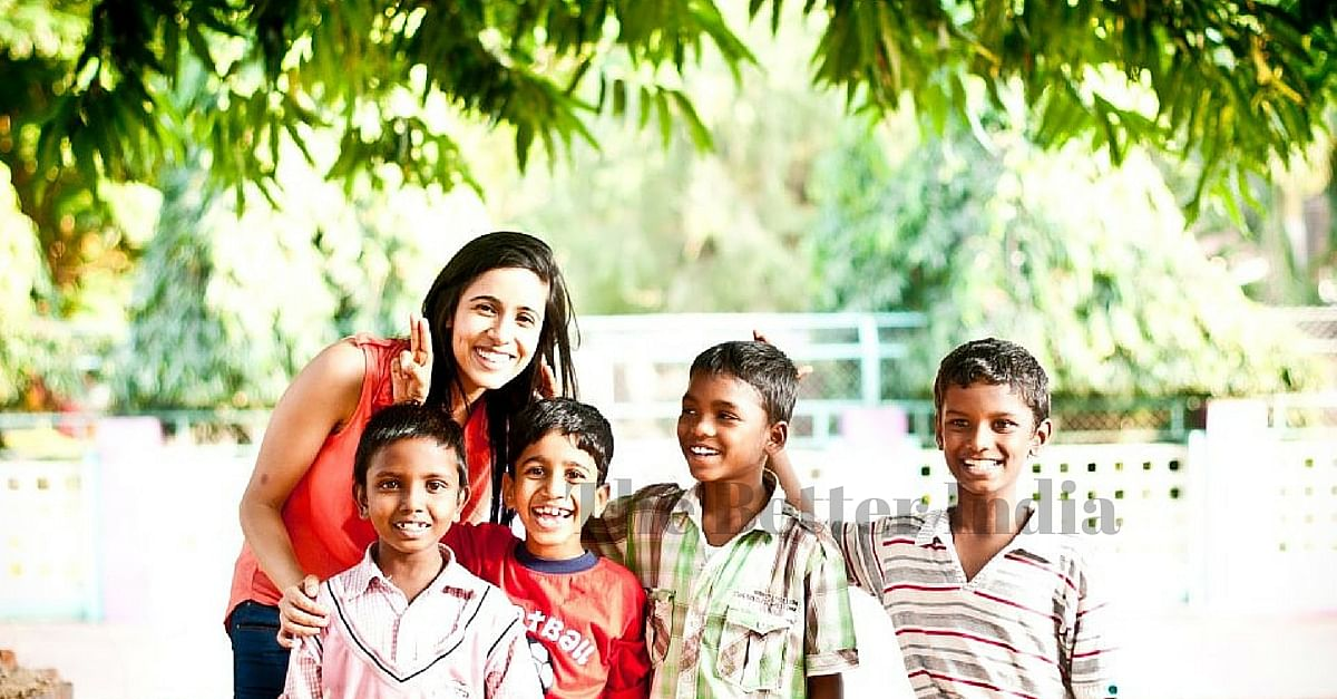 From London to Coimbatore – How One Woman Is Educating Orphans and Changing Their Lives