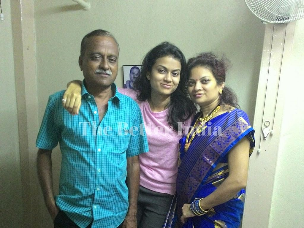 One accident destroyed Neha's happy family.