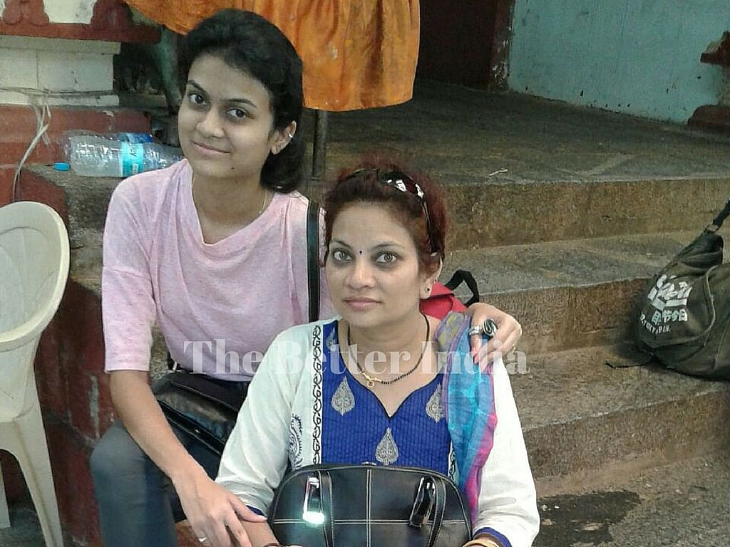 Veena was a strong support in Neha's life.
