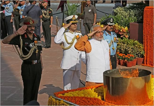 Heres what you need to know about the amar jawan jyoti pm amar jawan altavistaventures Choice Image